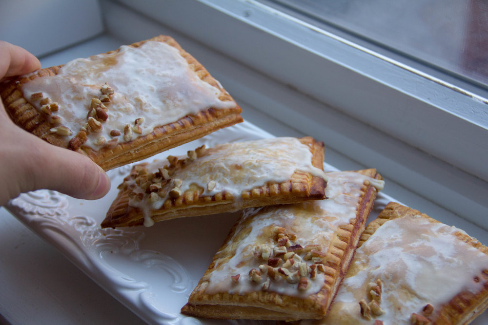 Pumpkin Pecan Pie Pop Tarts Recipe
