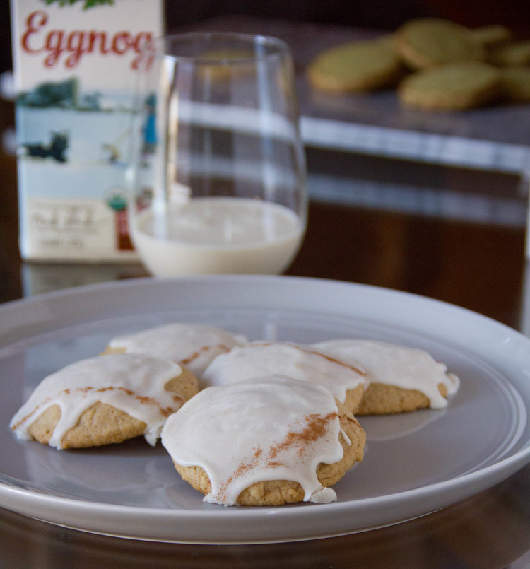 Eggnog Latte Cookie Recipe