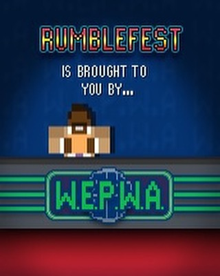 W.E.P.W.A. (World Electronic Pro Wrestling Association) News Update... The RUMBLEFEST early access beta is available on the iOS store NOW (US & Norway) Download now and become a #rumblemaniac and be sure to fill out the survey in the info section. We need all you #rumblemaniacs to send us your feedback so together we can make the best retro arcade pro wrestling game EEEVER!!! #we #love #prowrestling #indiegames #pictureoftheday #pixelart #retro #retroarcade #weekendupdate