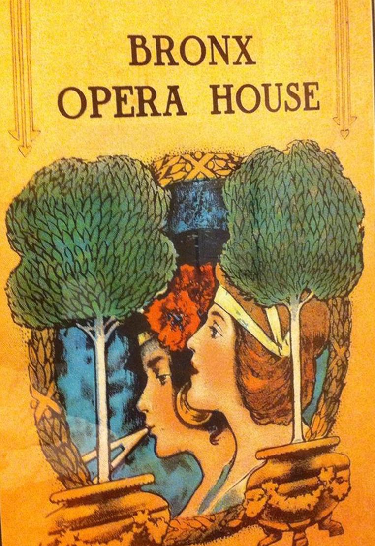Bronx Opera House Poster