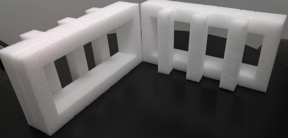 Polyurethane Foam Containers : Adams foamfoam fabricators