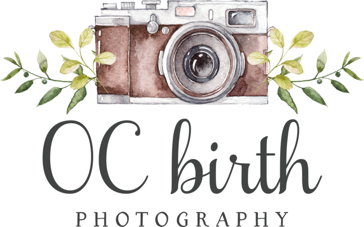 OC Birth Photography  - Orange County Birth Photographer