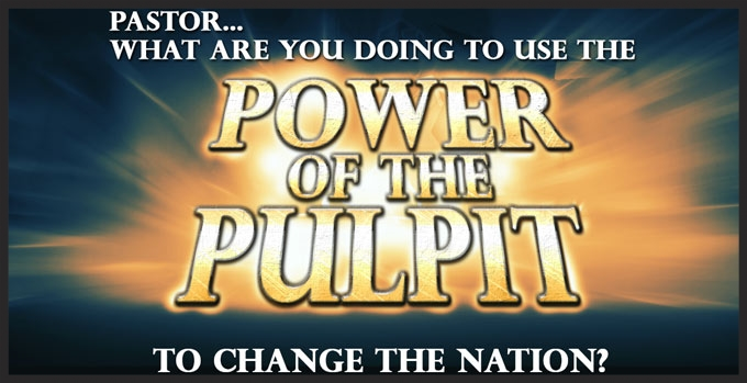 Power of the Pulpit