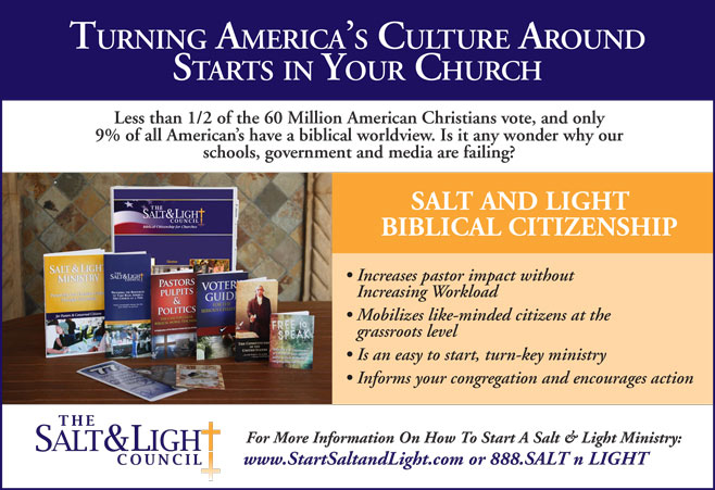 Salt & Light Biblical Citizenship