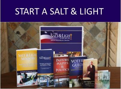 Salt & Light Training
