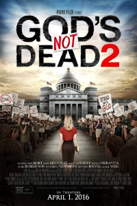 God's Not Dead 2 - Movie