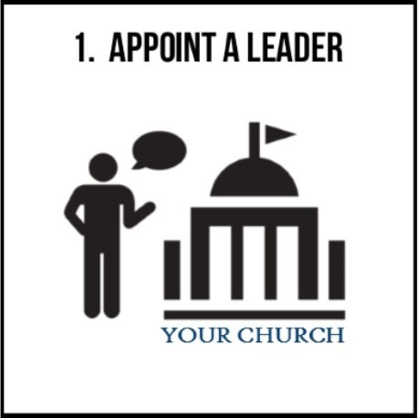 Appoint a Leader