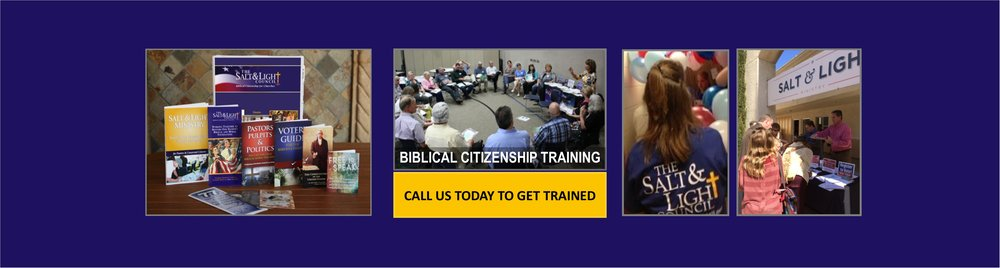 Biblical Citizenship Training