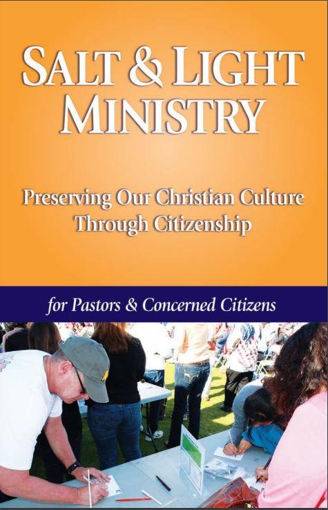 Sat & Light Ministry Brochure