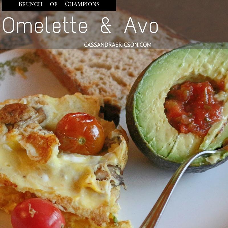 avocado omelet omelette tomato, mushroom sourdough toast recipe cassandra ericson restaurant consultant