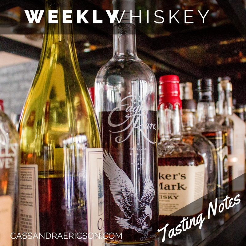 b8e8620aa94 Weekly Whiskey - Eagle Rare Bourbon — Cass   Co Consulting