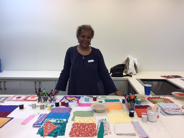 Bobby Ann's Quilting Pop-up with Barbara Culbreath