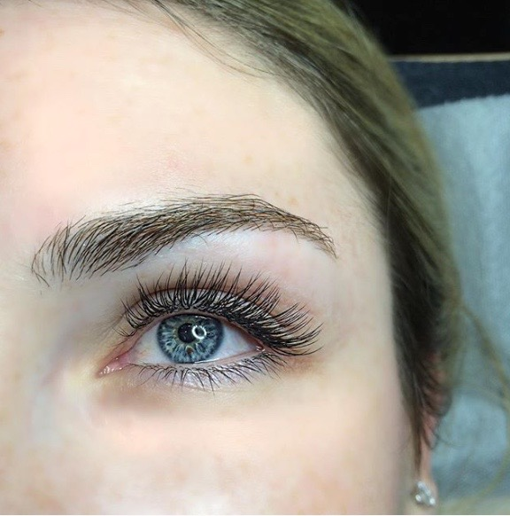 #LashGoals Maybe next time. P/C: The Lash Loft's Instagram