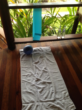 Brought some Flybarre to Belize. What do you think of my seltzer weights? #pulselife