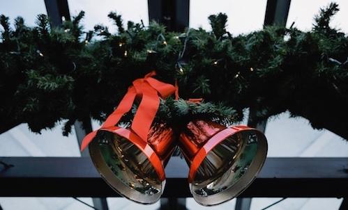 So festive.