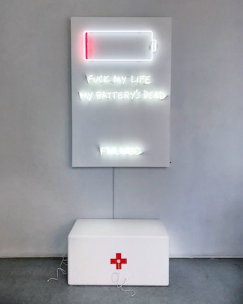 FML My Battery's Dead