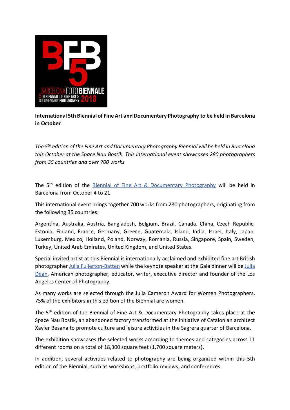 PRESS RELEASE International 5th Biennial of Fine Art and Documentary Photography.jpg