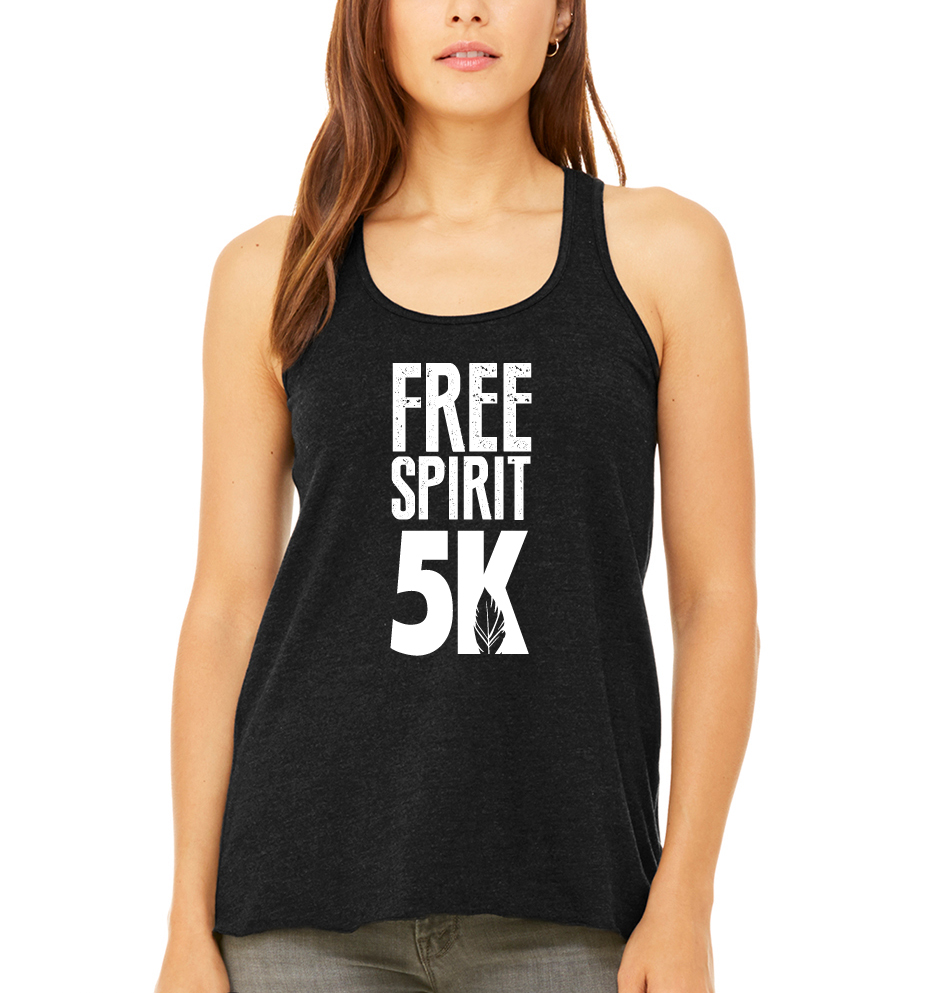 Have you ordered your limited edition 2017 EXIT Free Spirit 5K festival tank or t-shirt?  Only $25!