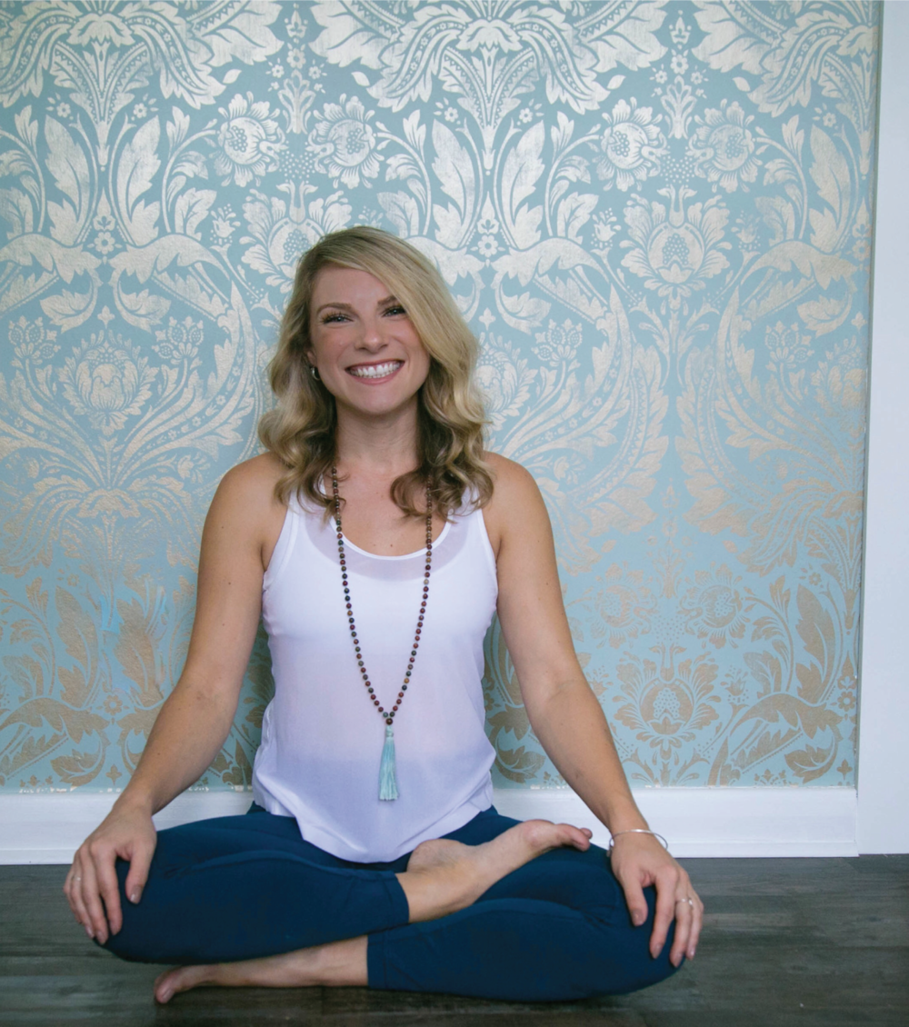 Aleysha Derksen - I believe that it is so important to have fun in the process of practice. Our jobs and our lives are already so serious, why should our yoga practice be too? My hope is that when we step on to our mats that we feel empowered and curious! This is the time to explore, be free of ego and let go of our expectations. Expect less, experience more!