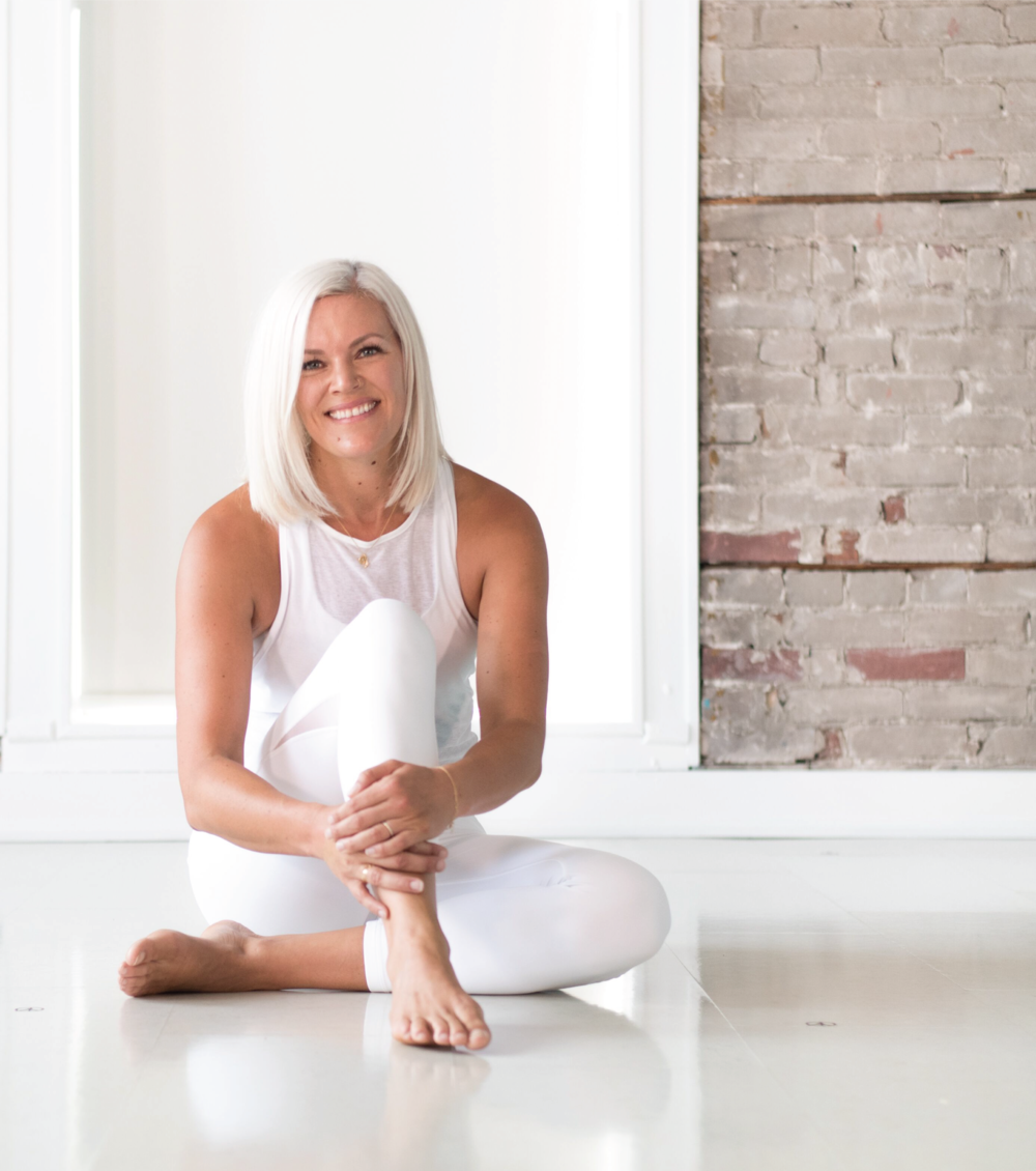 Amber Stratton - I like teaching the types of classes I like to take, safely aligned athletic flows synchronizing breath with movement. Challenging my students both physically, and mentally. I've completed over 800hrs of training in Classical Hatha, Power Vinyasa and Moksha. As a yoga teacher, I have witnessed yoga as a powerful way to tap into our deepest places of trust, confidence and power. Ultimately, yoga is about transformation. As co-owner of Pure Yoga, I am grateful to be able to provide a safe place for students to evolve.
