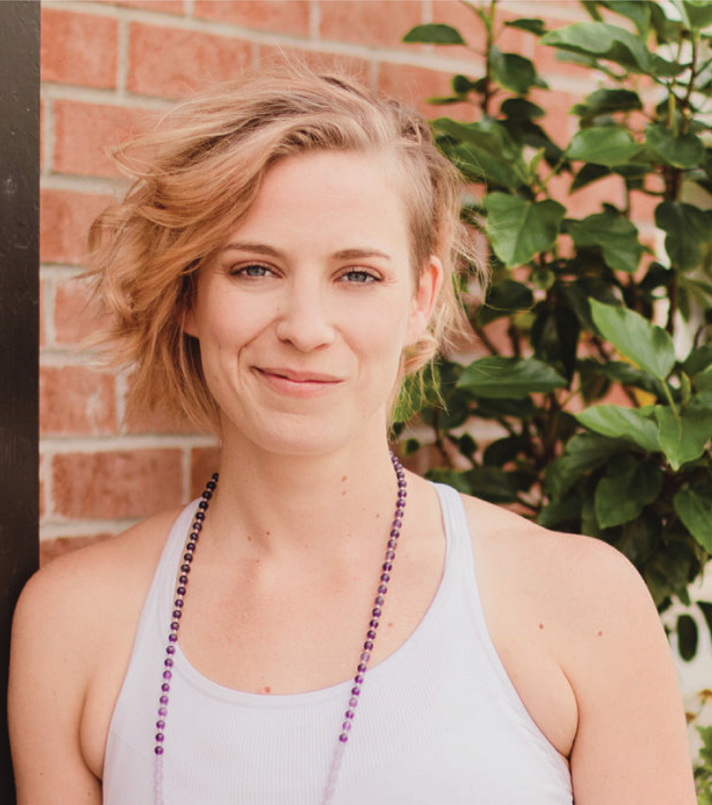 Jenna Switzer - Jenna's yoga journey started with a strong foundation in anatomy training, which continues to support and influence both her asana (poses and movement) and mobility practices. She followed her original 200 hour Yoga Teacher Training program with a certification and a specialization in therapy ball work. Jenna is the Teaching Team Lead for the PranaShanti Yoga Centre 200 Hour Hatha Yoga Teacher Training Summer Immersion Program and offers numerous training and workshops throughout the year locally and internationally.
