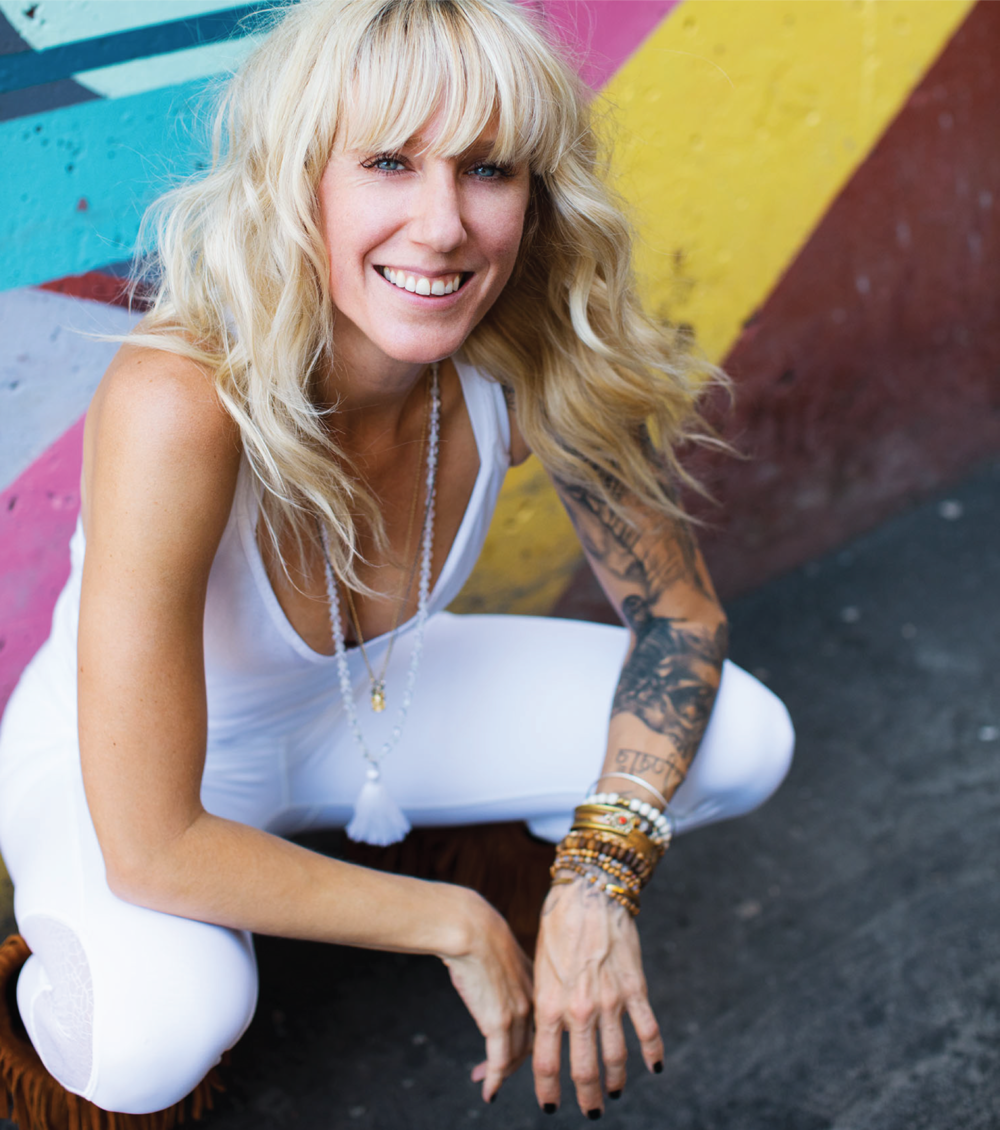 Katie Durie - I would describe myself as a capital Y Yogi, possibilitarian, spiritual heart, and an ever-evolving work-in-progress. Over 8 years ago, my life both ended & began in the blink of an eye when I survived a serious Traumatic Brain Injury; leaving a passionate career in the Corporate world behind. This brutal, but brilliant teacher helped me to see that life truly is happening for you, not to you. Yoga, Meditation, the rich philosophy & the potent, powerful teachings of this path were (and continue to be) the most empowering, liberating, and transformative tools on my healing journey. They've helped me find my way home, freeing my mind, my heart, and setting my soul on fire. Whether I'm guiding Flow, Yin, Restorative, Meditation, etc. my classes are rooted in LOVE. Whole-hearted, from the inside out. Mindfulness-based. Breath-focused. Creative & intentional, weaving in yogic and spiritual philosophy. Inspired by the human experience. xo.