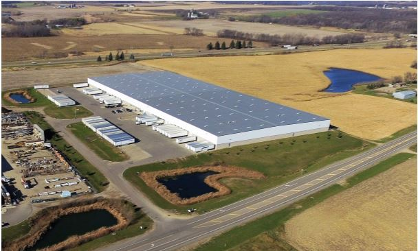 Faribault Distribution Center SOLD