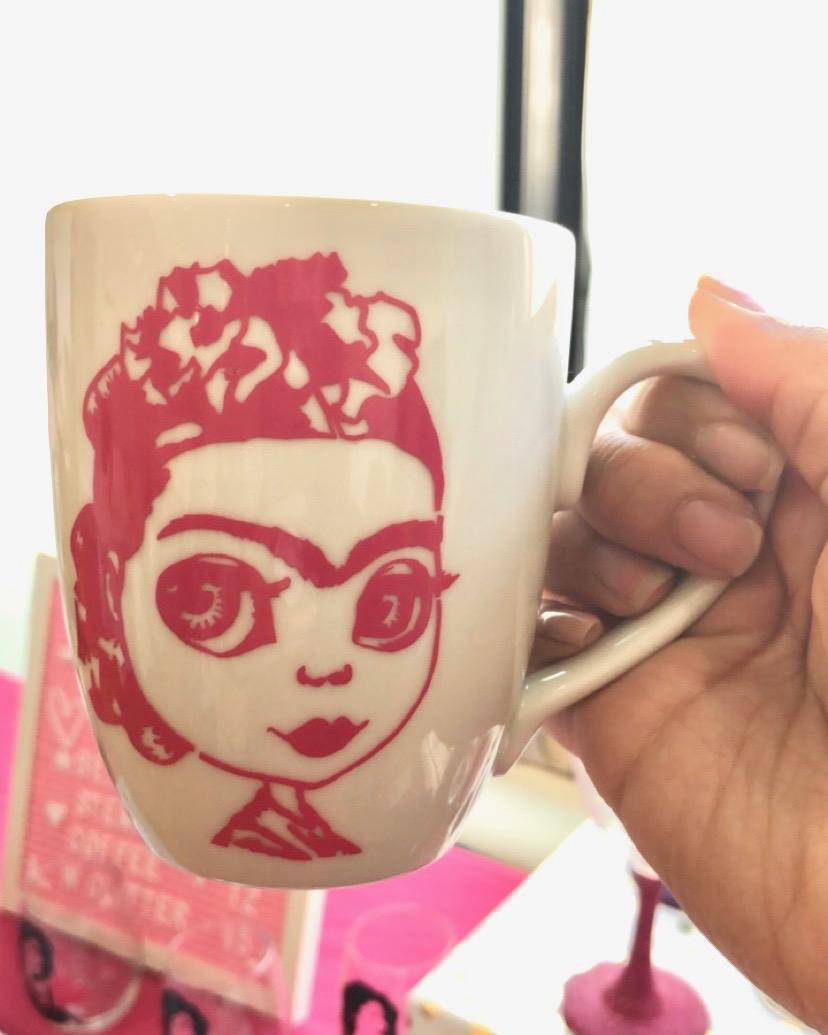 Roast N Toast Frida Mug