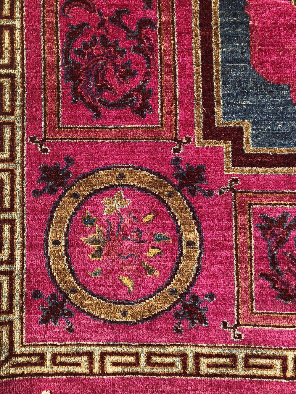 Pink Persian Rug Westside Market 2
