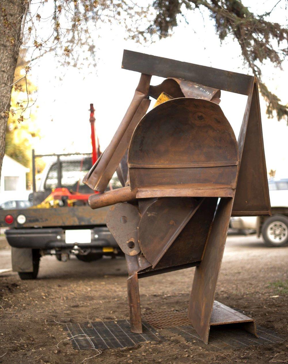 Hellmund Studio - Andrew C. Hellmund  |  Sculptor + Educator