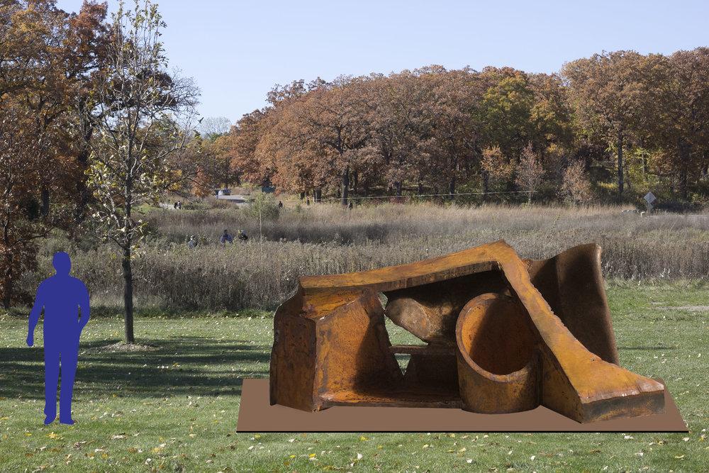 Silverwood Park Proposal - Inscapes (14'x7'x5')
