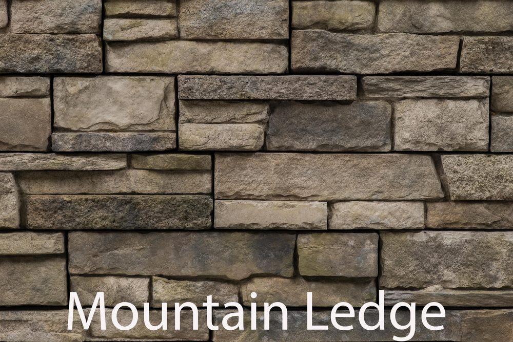 Mountain Ledge - Driftwood