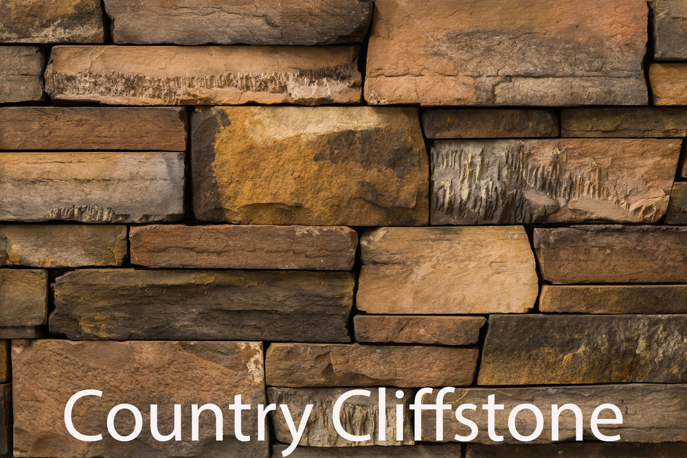 Country Cliffstone - Durango Brown