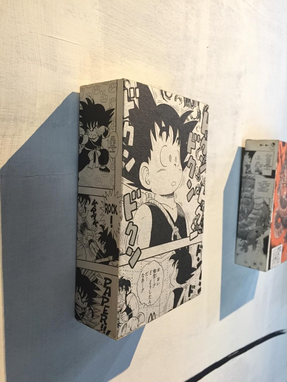 ...Goku...!?