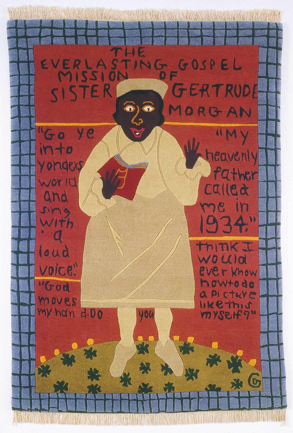Sister Gertrude Morgan