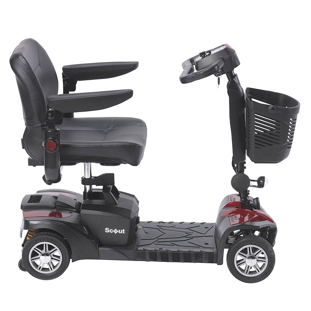 Wheelchairs-Transport Chairs- Knee Scooters-Hospital Beds-Rollators ...