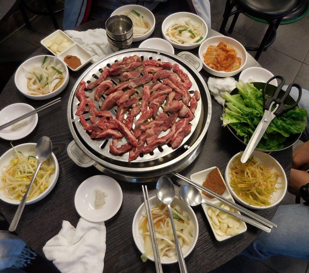 Korean BBQ!!