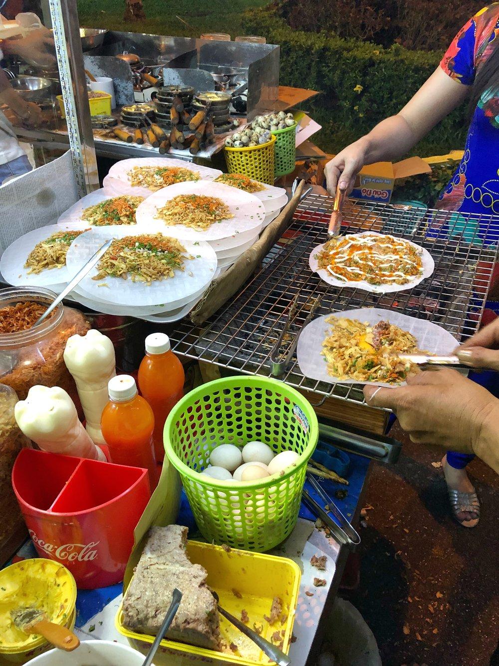 "Vietnamese ""Quesadilla"""