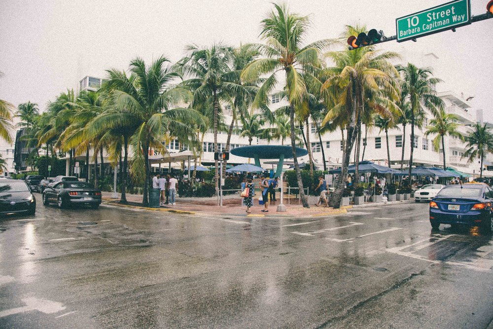 SOUTH BEACH - Lebron James left Cleveland for this place and there are plenty of reasons why.