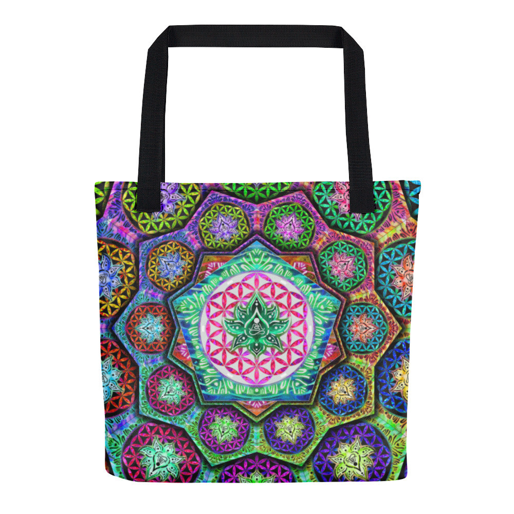 Rainbow Lotus Meditator Tote Bag.jpg