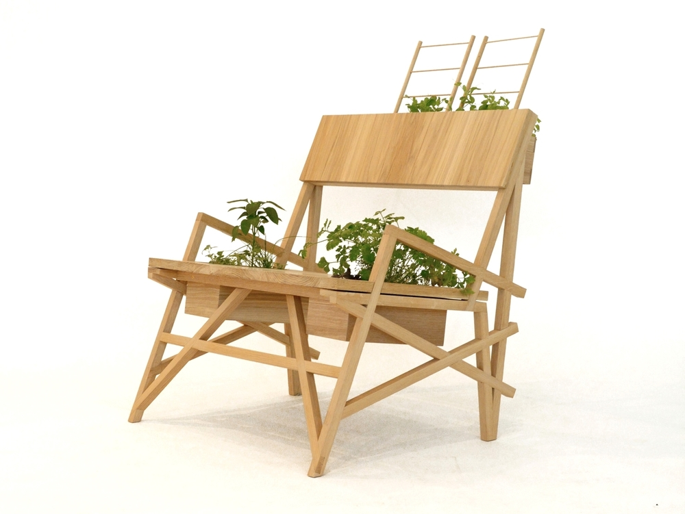 Chelsea lemon furniture design canberra australia plant triangulation Chair