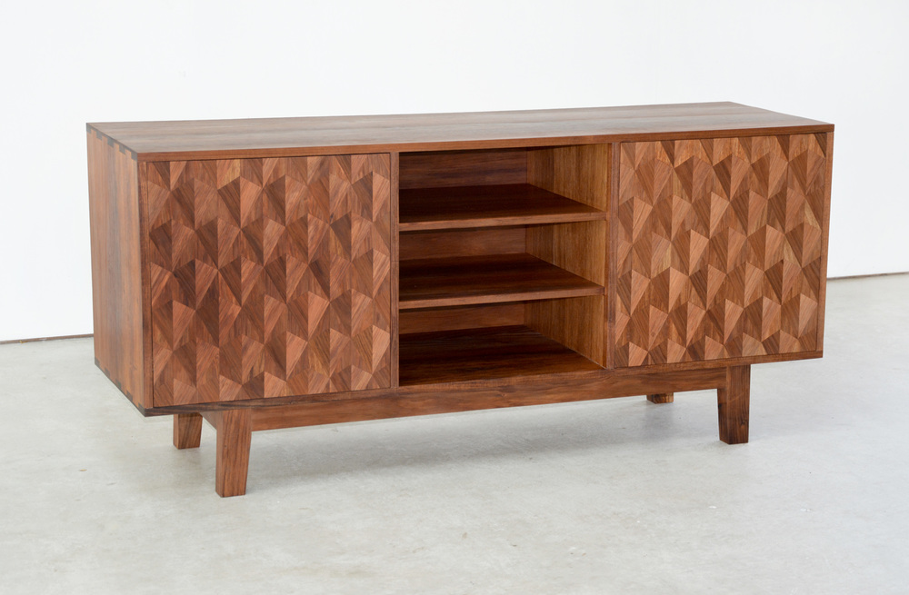 Chelsea lemon furniture design canberra australia Blackwood Sideboard