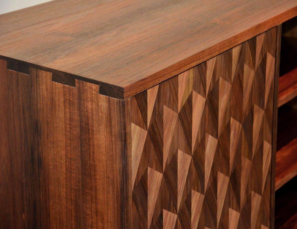 Chelsea lemon furniture design canberra australia Blackwood Sideboard Dovetail