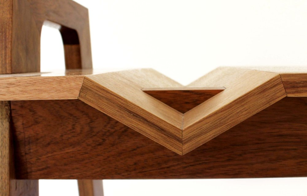 Chelsea lemon furniture design canberra australia timber portable desk