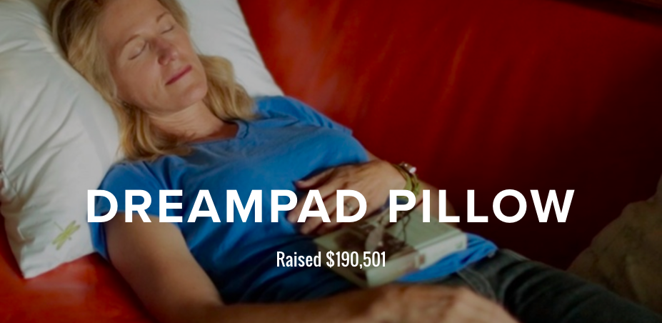 Learn from the Dreampad crowdfunding project here.