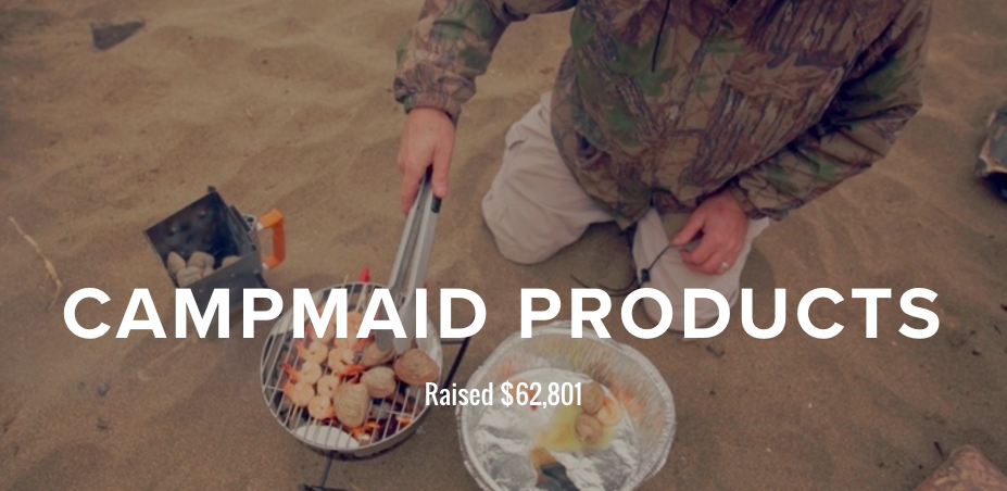 Check out the Campmaid Kickstarter here.