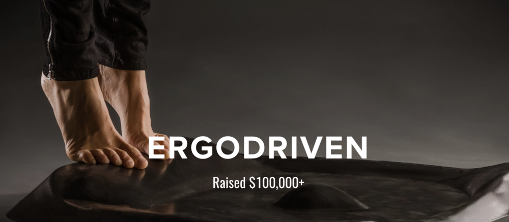 Learn more about the Ergodriven's Topo here.