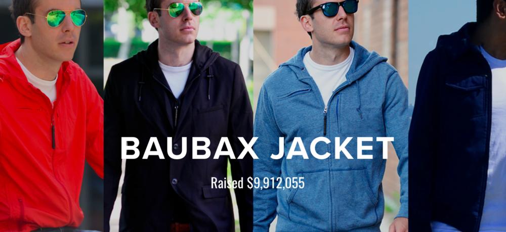 Vide the Baubax crowdfunding project here.