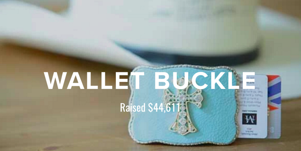 Experience the Wallet Buckle campaign page here.