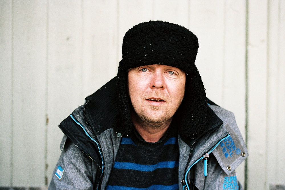 Paul lives homeless in my home town. I've got to know him over the last two years. I know he has problems and so does he. I don't judge those and the money I give him from time to time is his to do what he wants with.